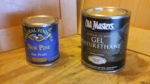 calvert painting raleigh stain